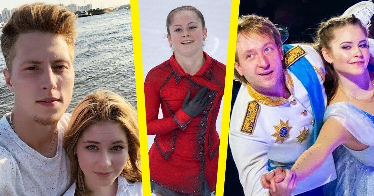 Фото Юлия Липницкая на олимпиаде и сейчас: от кого родила дочь Каталину
