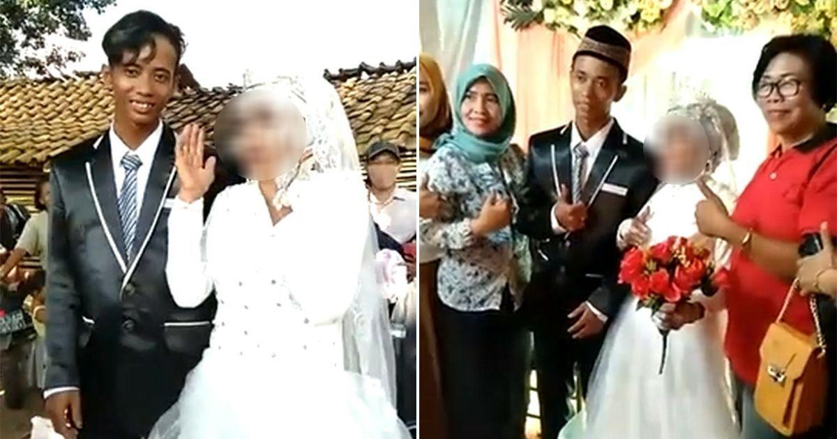 Фото Сорок лет не разница: 64-летняя вышла замуж за 23-летнего приемного сына