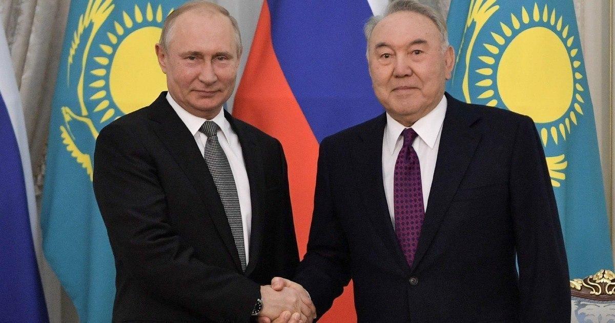 Фото 79-летний Нурсултан Назарбаев заразился коронавирусом