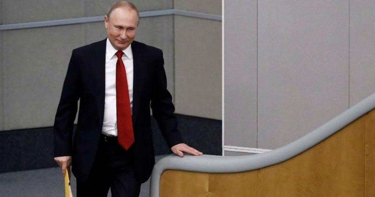 Фото Путин собирается «лично разъяснить смысл поправок в Конституцию РФ»