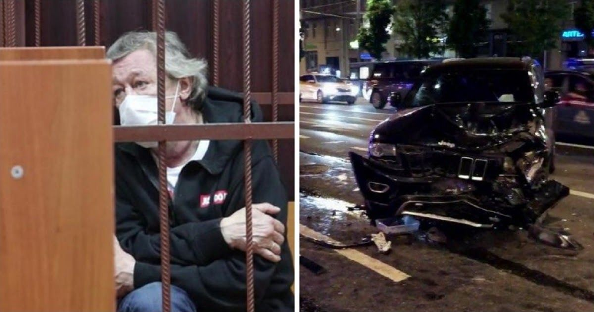 Фото Адвокат по-новому объяснил пьяную езду Ефремова