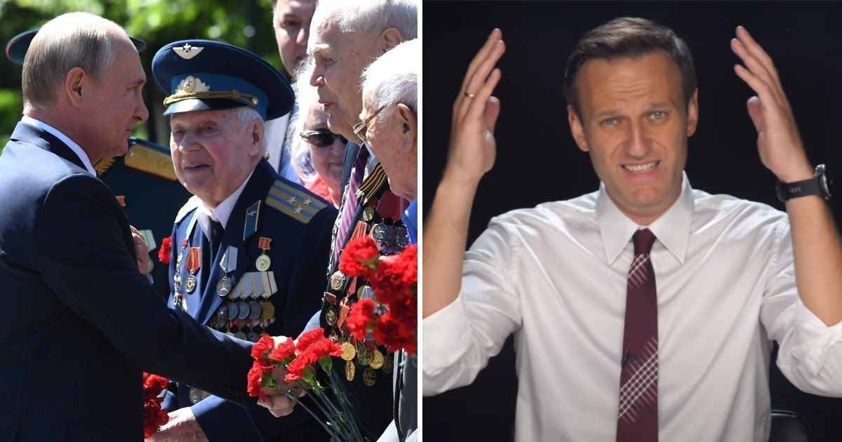 Фото Навальный подсчитал, сколько стоит парад в Москве «для одного зрителя»