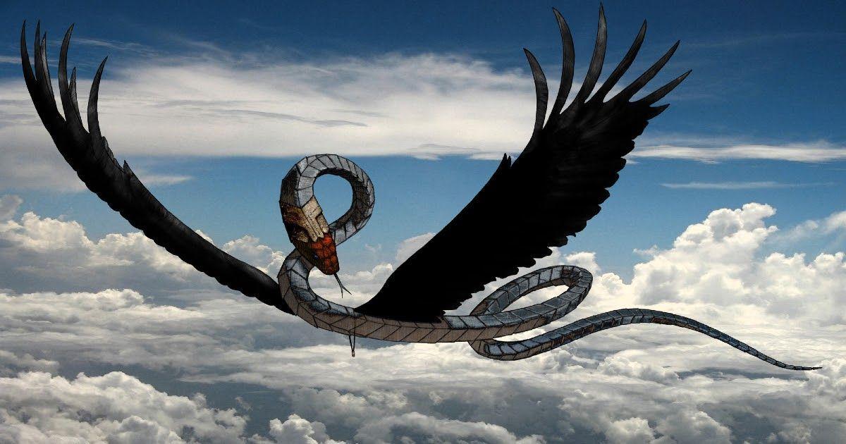 Фото Кто такой Аспид? Змей Аспид из славянской мифологии: происхождение и внешний вид
