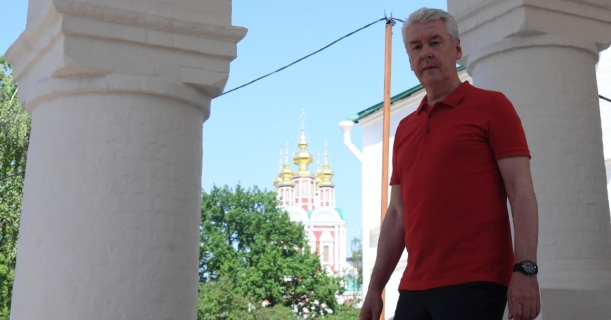 Фото Собянин разрешил лавочки: что будет дальше и вернут ли в Москве карантин