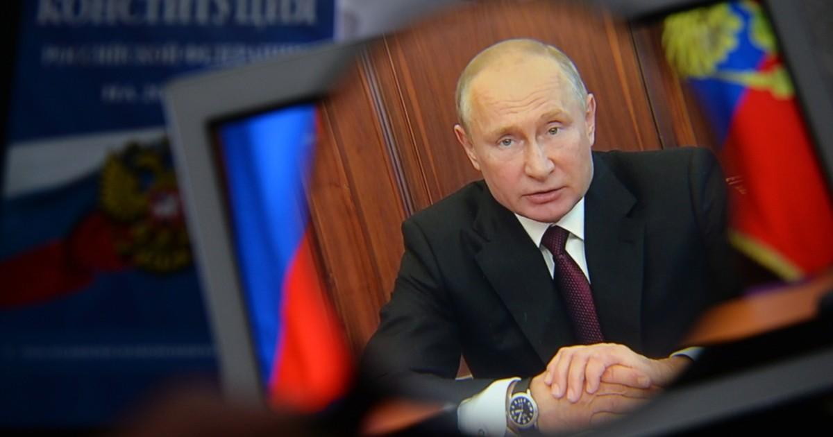 Фото Путин дал, Путин взял. Что не так с введением «налога на богатых»