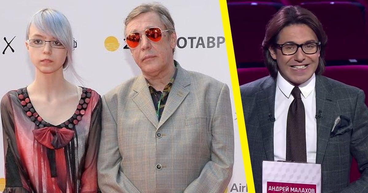 Фото «Давай, Андрейка...» Дочь Ефремова дала отпор Малахову и адвокату отца