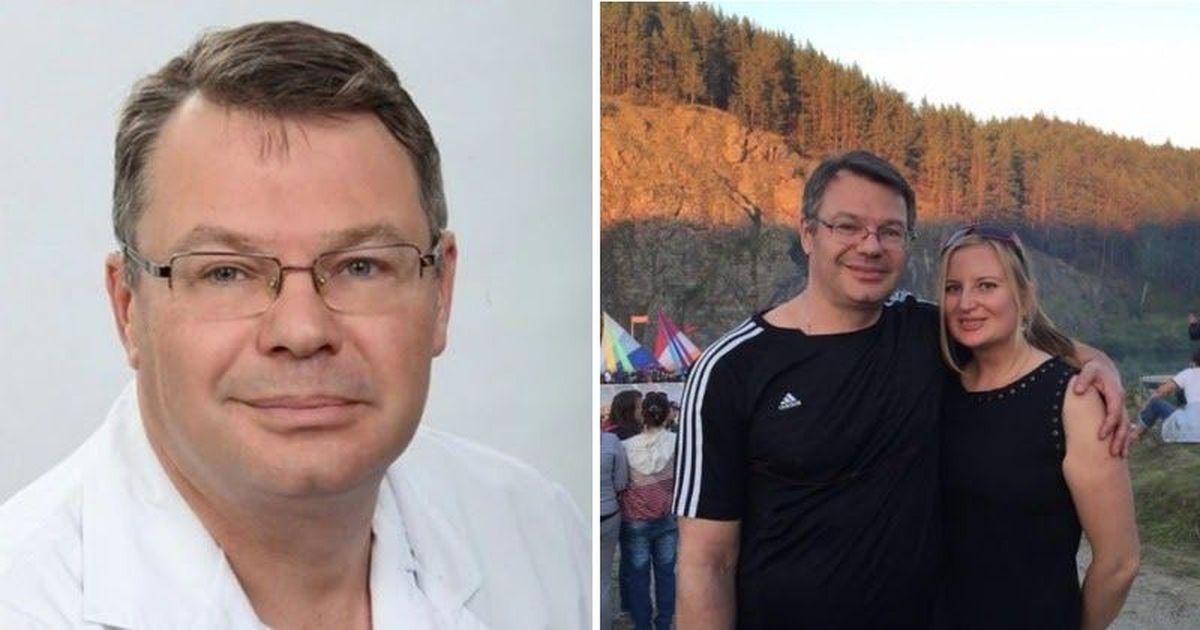 Фото Уральский хирург Юрий Мансуров скончался от коронавируса