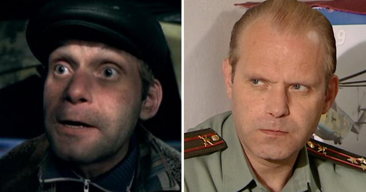 Фото Как сейчас выглядит майор Зубов из сериала «Солдаты»
