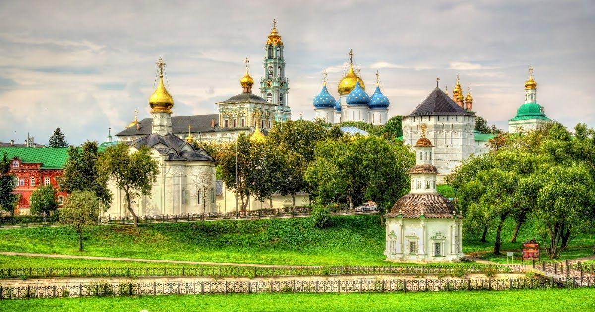 Фото Что посмотреть в Сергиевом Посаде: достопримечательности, музеи, монастыри. Где погулять в Сергиевом Посаде?
