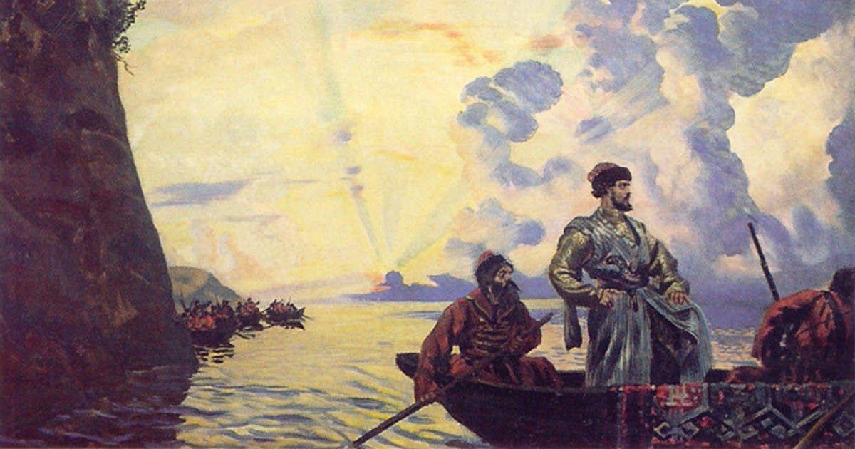 Фото Степан Разин: биография, восстание, Крестьянская война, арест и казнь