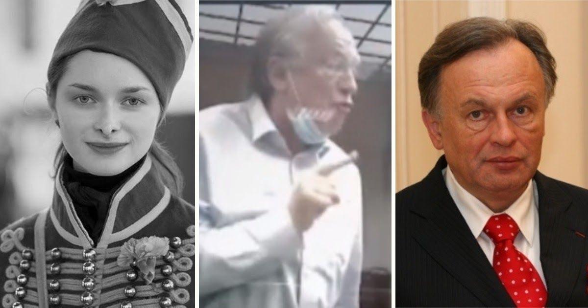 Фото «Думают, была невинная девочка!» Историк Соколов устроил иcтepику в суде