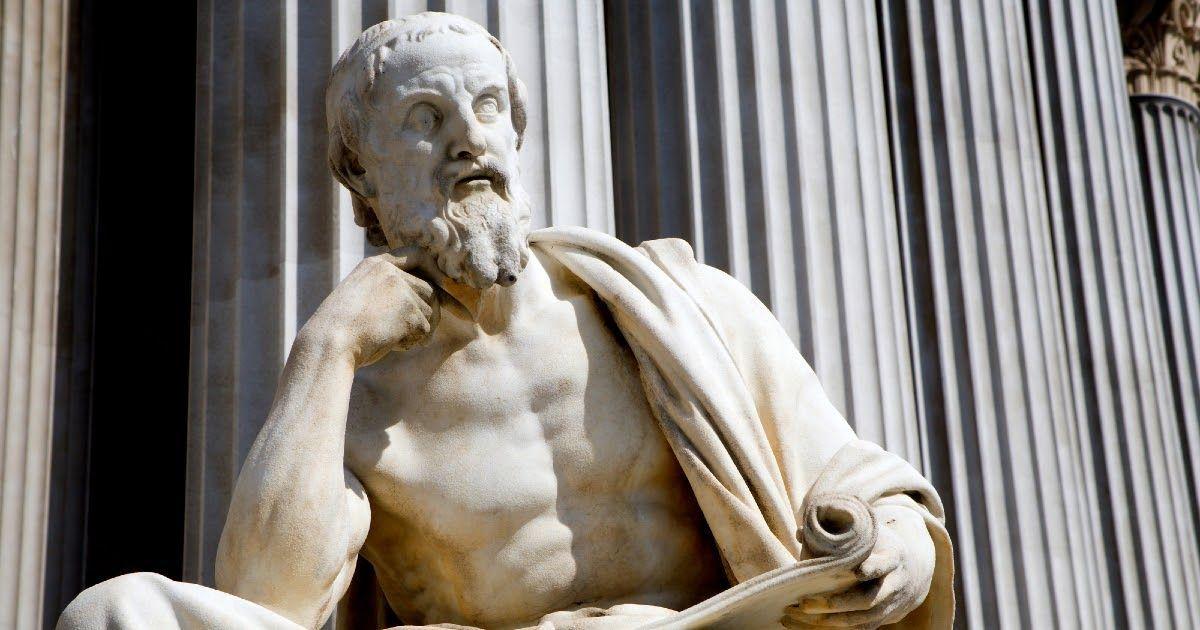 Фото Кто такой Геродот? Биография историка, творчество, основная работа, звание