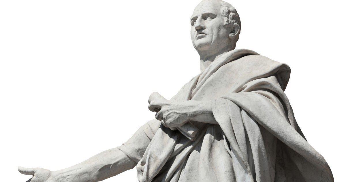 Фото Кто такой Цицерон? Биография, философия и политическая деятельность Цицерона