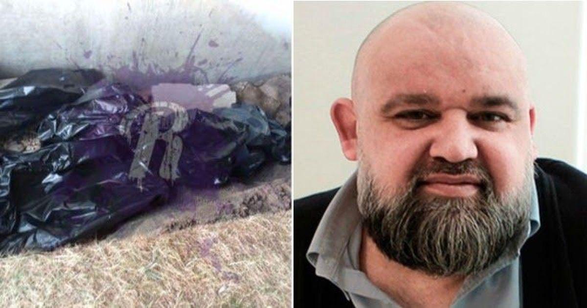 Фото Проценко предположил, кто виноват в свалке мешков возле Коммунарки