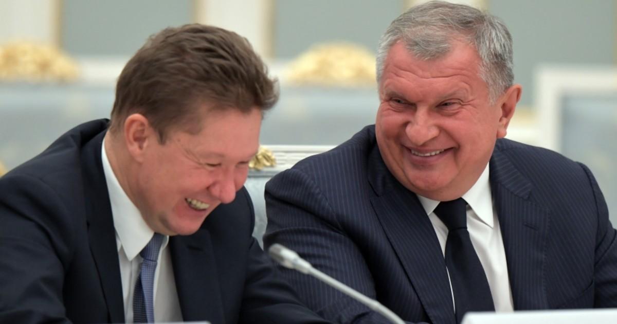 Фото 20 лет пошли прахом. Как конкуренты сгоняют Россию с «нефтяной иглы»