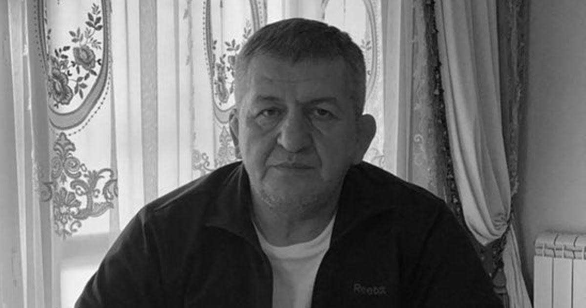 Фото Отец Хабиба Нурмагомедова ушел из жизни от сепсиса и кpoвoизлияния в мозг