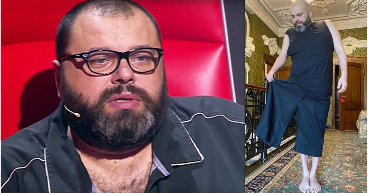 Фото Минус 100 кг: Фадеев раскрыл секрет своего экстремального похудения