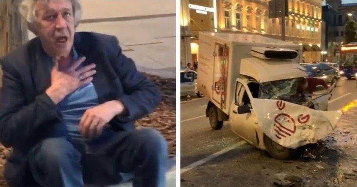 Фото Адвокат намекнул, что за рулем машины мог быть не Ефремов