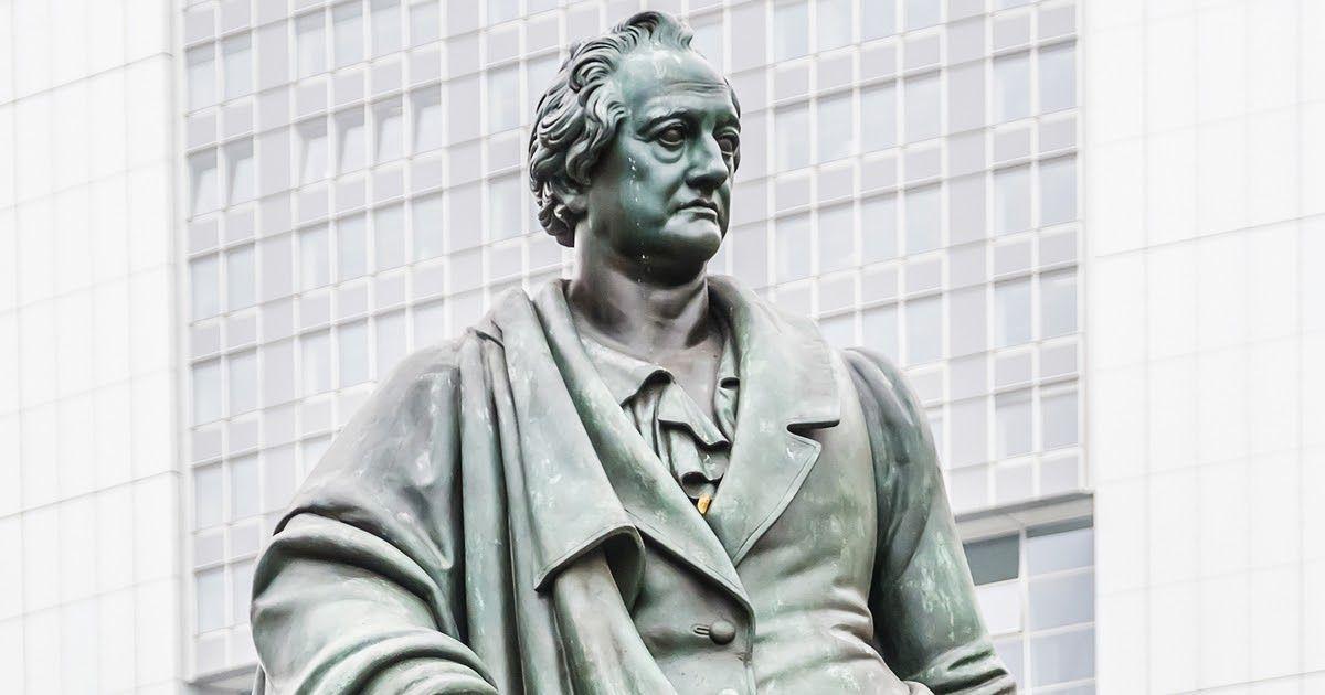 Фото Иоганн Вольфганг Гете: биография, творчество, литература.