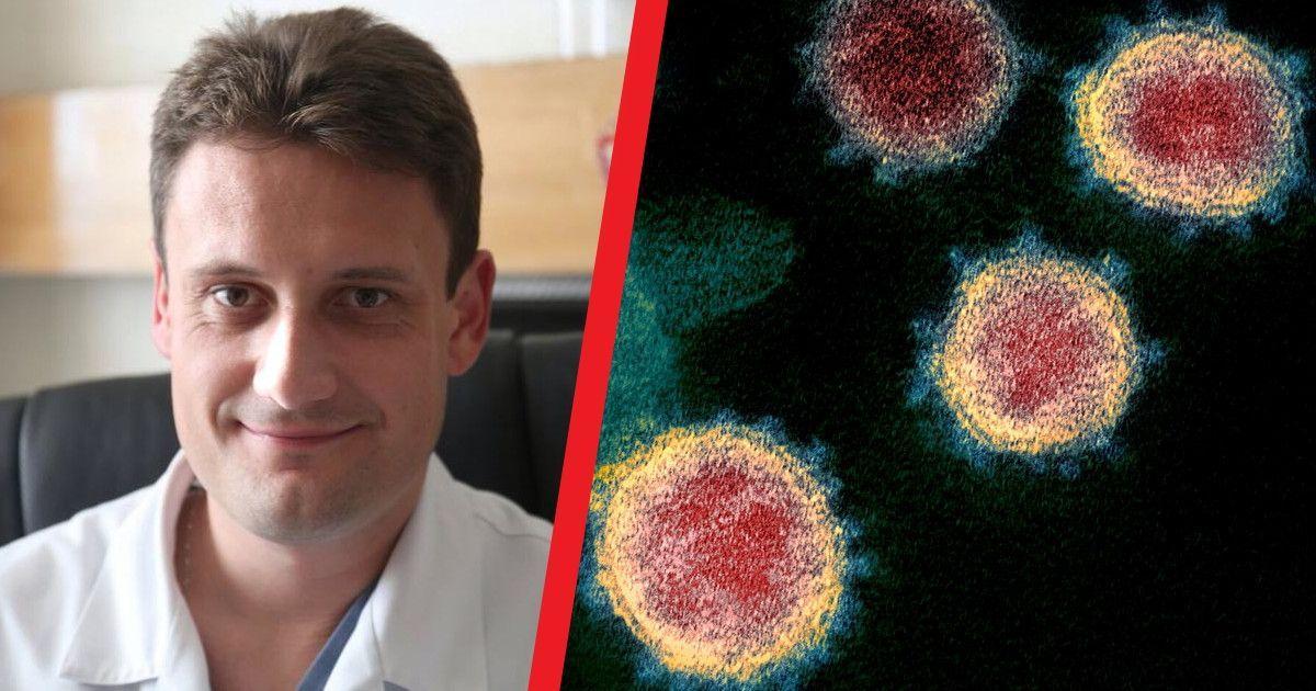 Фото Рубеж - 35 лет. Врач из госпиталя Бурденко об опасности коронавируса