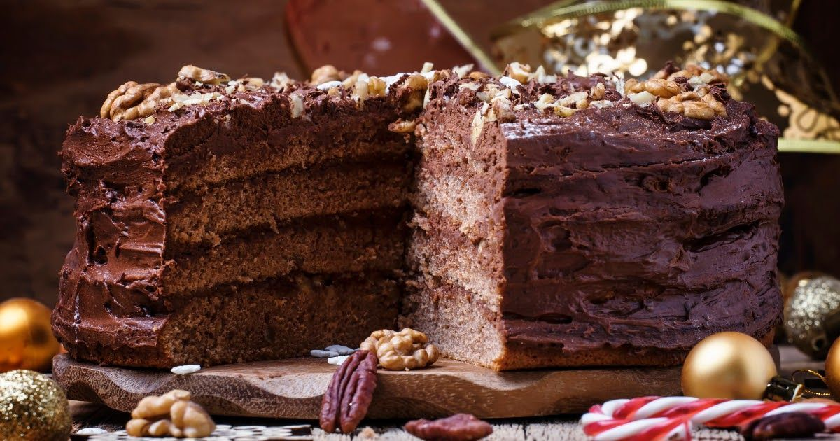 Фото Как сделать шоколадный торт «Прага»? Шоколадный торт — рецепт. Домашний рецепт шоколадного торта