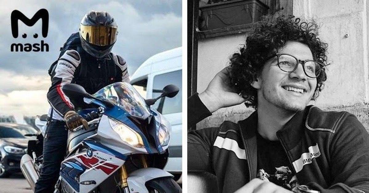 Фото В Москве сын банкира Аганбегяна разбился на мотоцикле, сбив пешехода