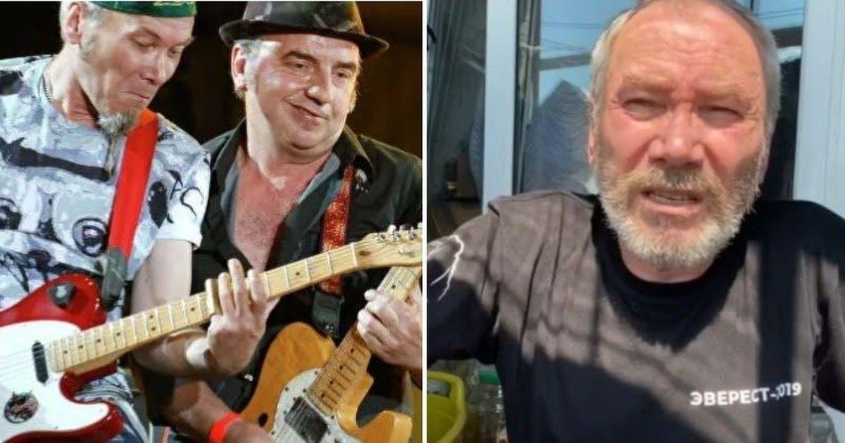 Фото Заболевший коронавирусом гитарист «Чайфа»: «Не слушайте идиотов»