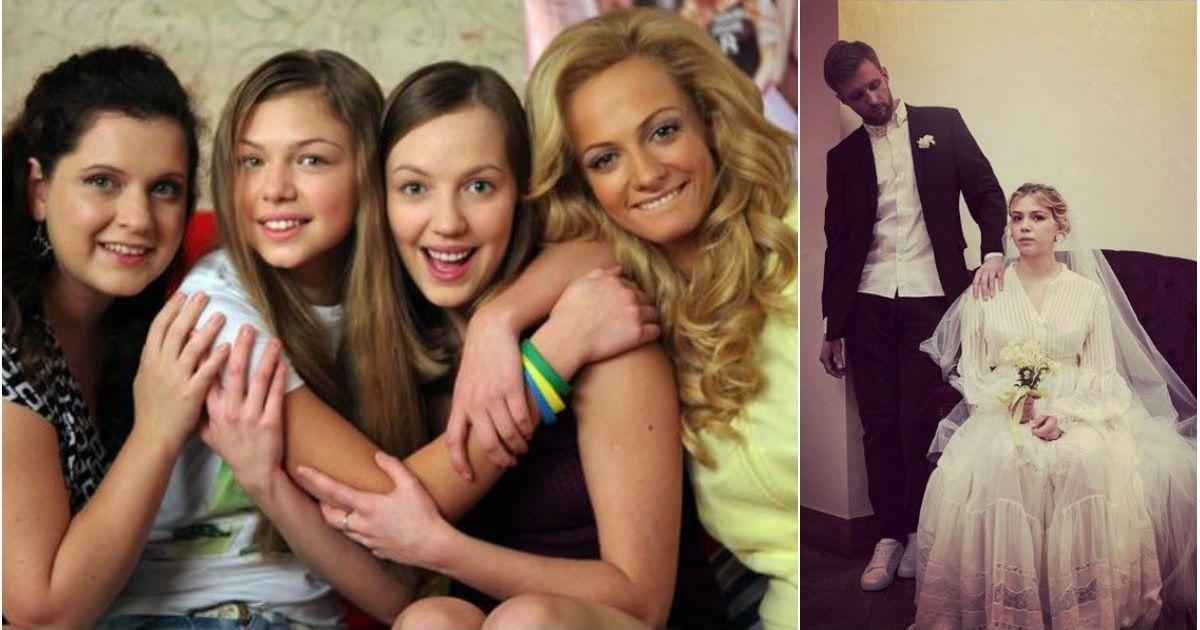 Фото «Вася выросла»: звезда сериала «Деффчонки» стала молодой мамой