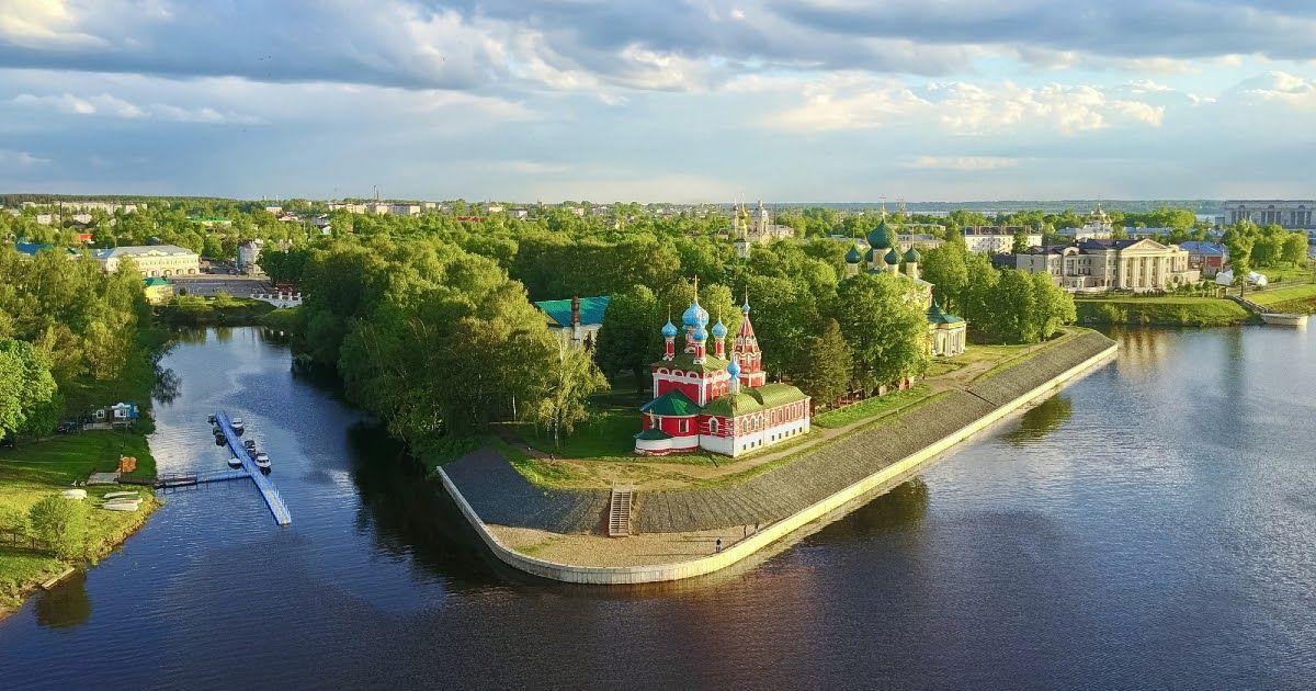 Фото Что посмотреть в Ярославле: достопримечательности, музеи, круиз по Волге. Где гулять в Ярославле?