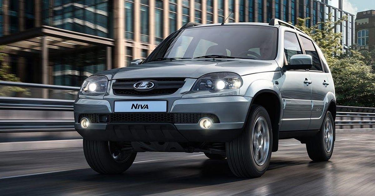 Фото Представлена Lada Niva — она больше не Chevrolet