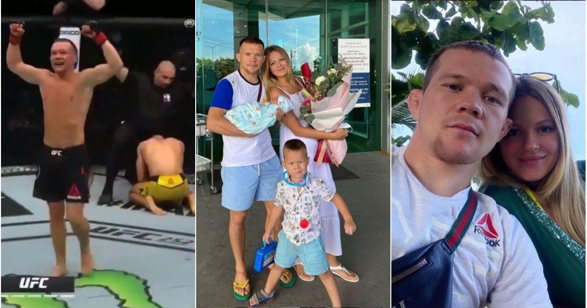 Фото Знай наших: Петр Ян стал чемпионом мира UFC