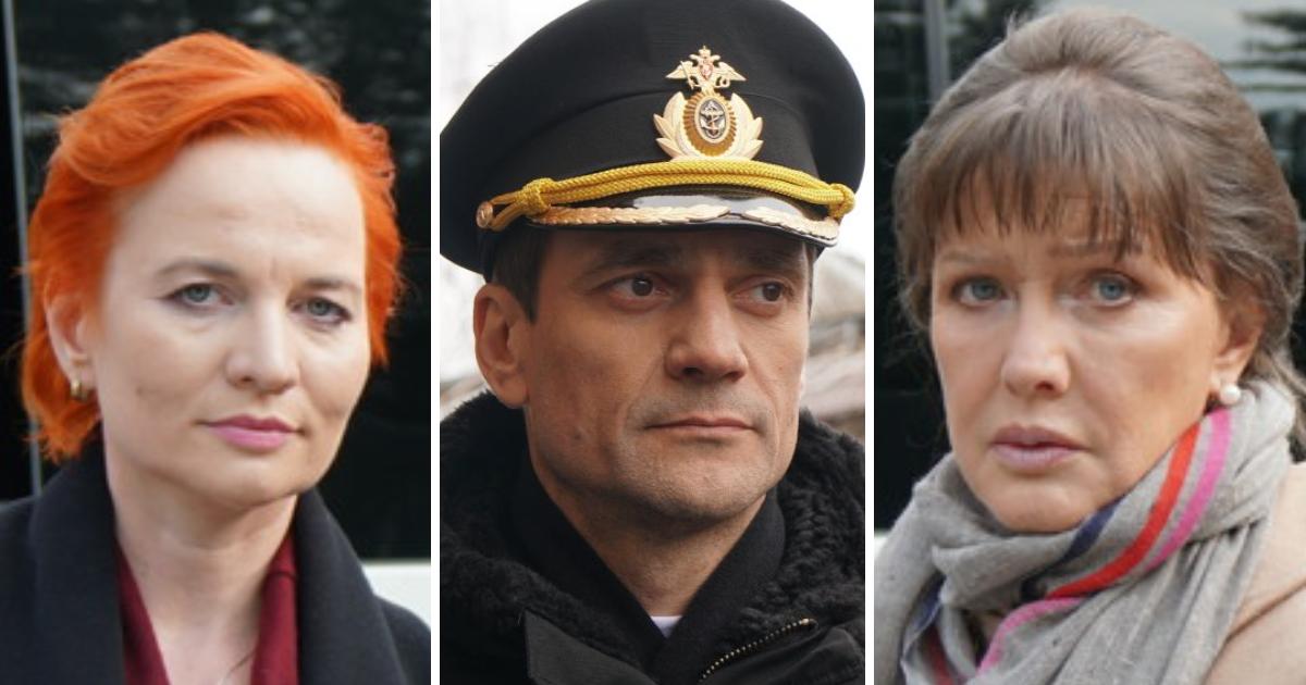Фото «Как можно так унизить моряков». За что ругают сериал «Андреевский флаг»?