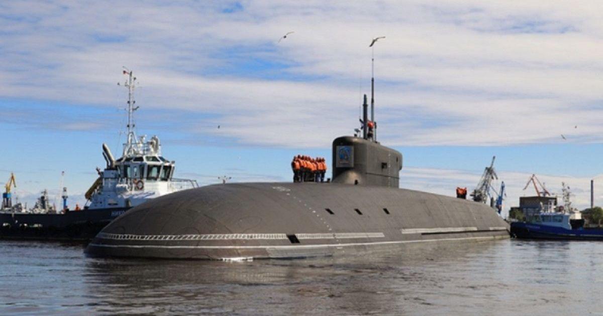 Фото В России началось строительство двух атомных подлодок с гиперзвуковым оружием