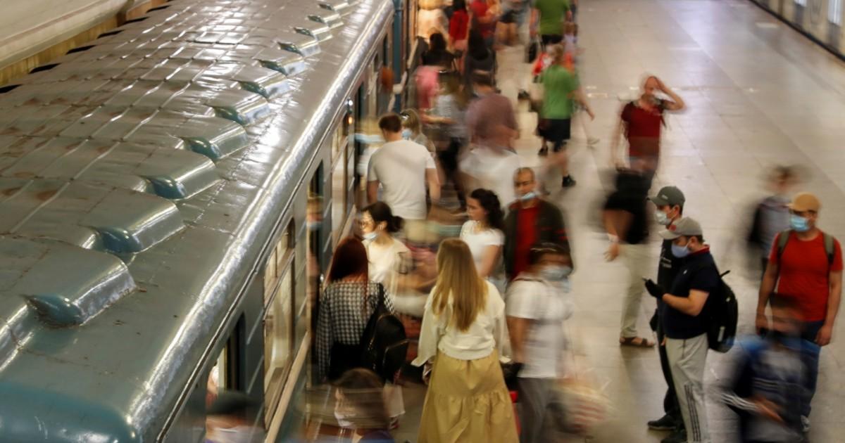 Фото Московское метро начнет следить за лицами в вагонах. Как это будет