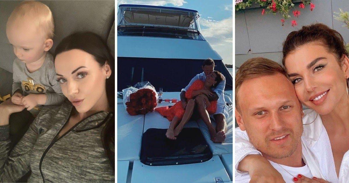 Фото Седокова выходит замуж за спортсмена, оставившего жену с сыном