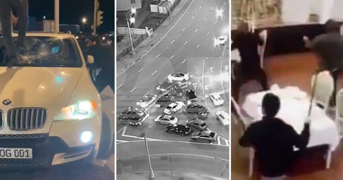 Фото Конфликт азербайджанцев и армян в Москве: что случилось в ночь на 24 июля