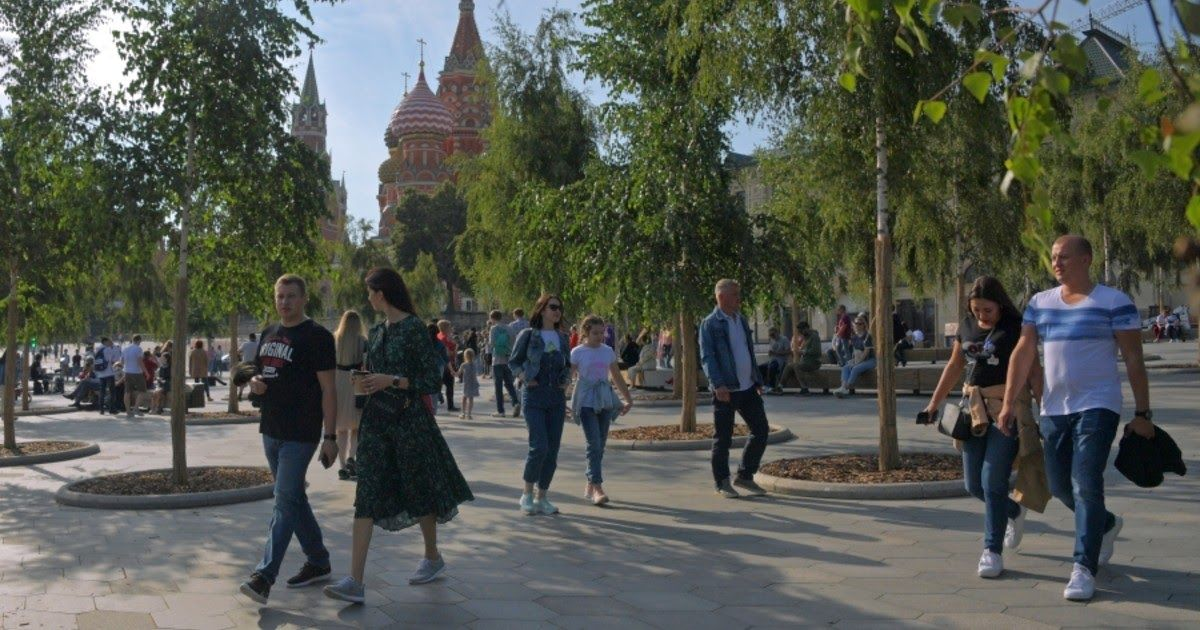 Фото Московский скачок: в столице месячный рекорд по числу зараженных