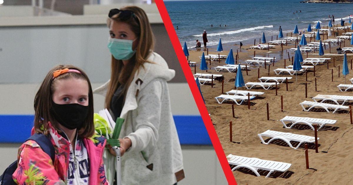 Фото «Не нужно верить». Россияне - об отдыхе в Турции после карантина