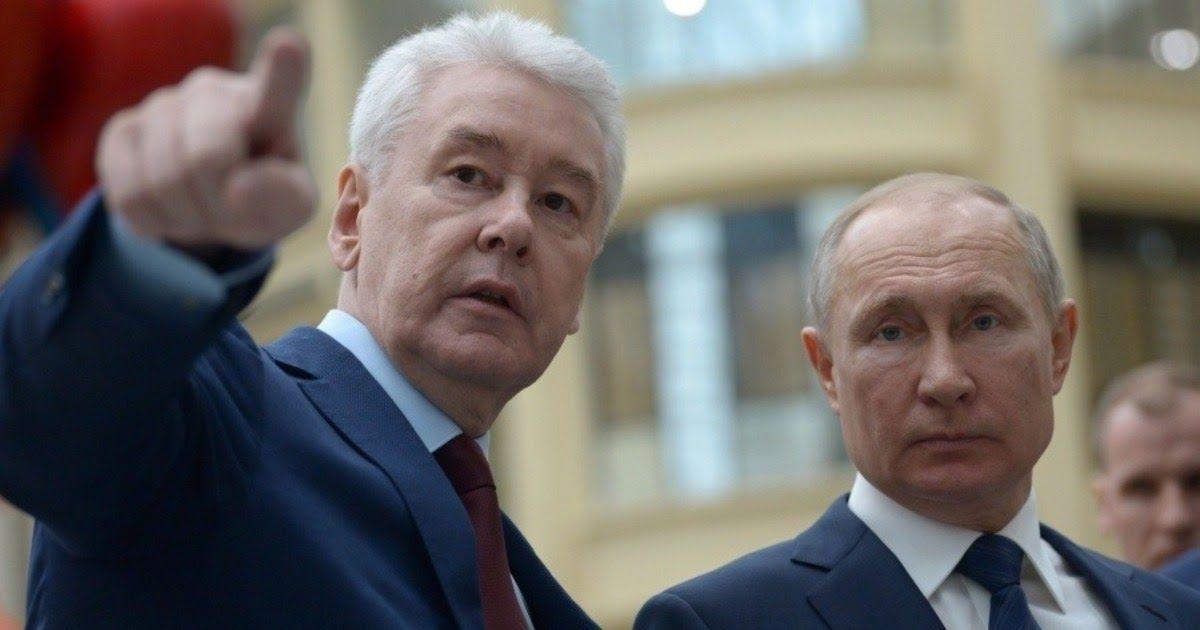 Фото «Скрытая угроза». Как понимать слова Собянина и Путина о второй волне