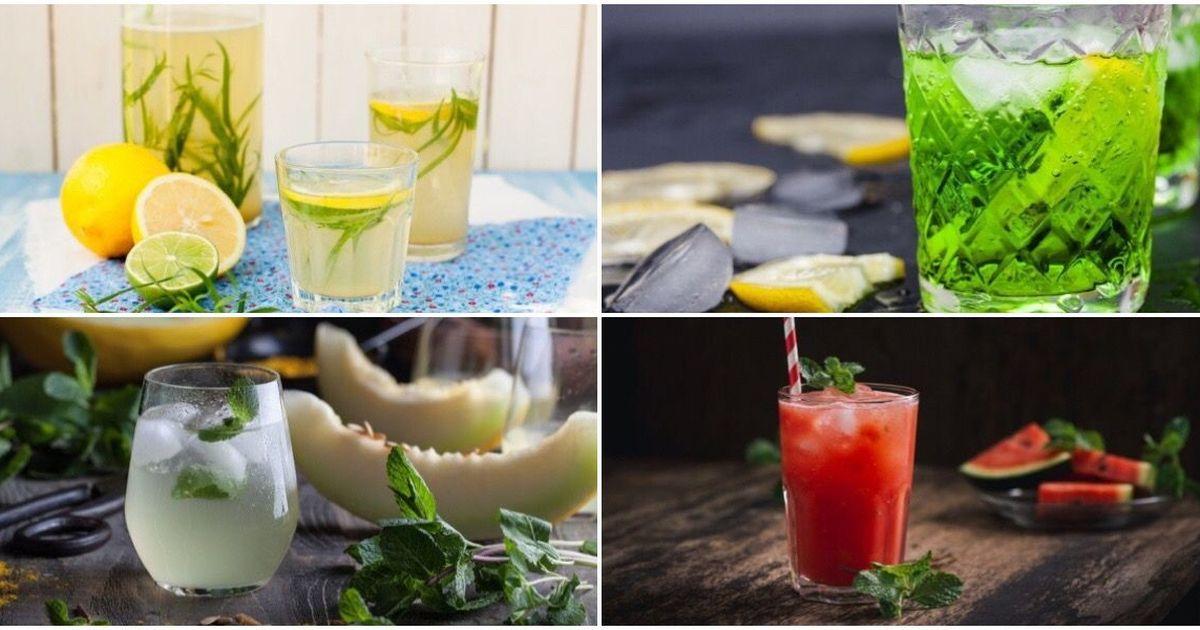 Фото ТОП-7 освежающих летних напитков