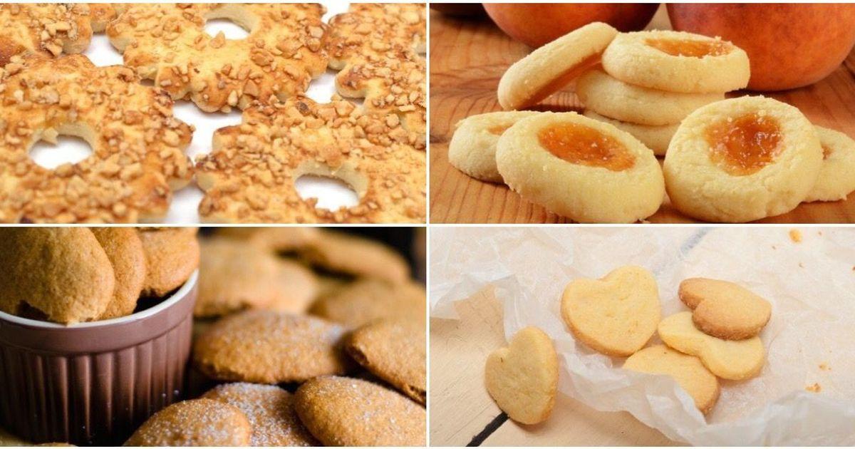 Фото Подборка для любителей песочного печенья