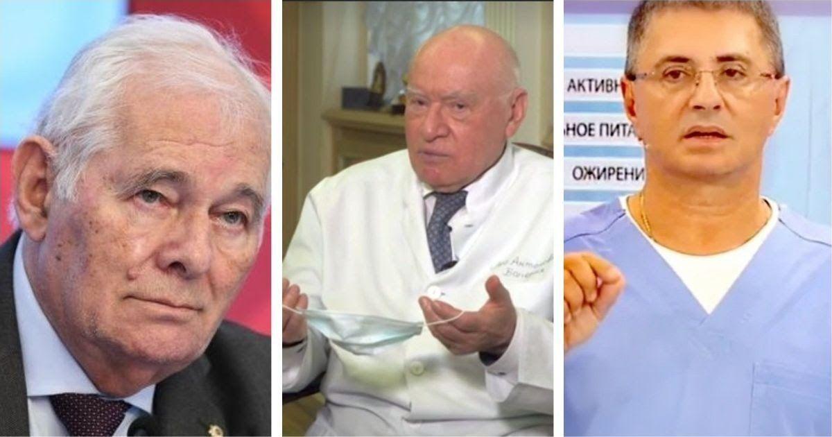 Фото Одна из главных ошибок. Что ведущие врачи говорят о масках и вакцине