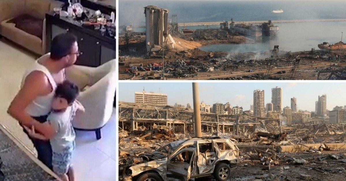 Фото Ад в Бейруте: все, что известно о беспрецедентной катастрофе