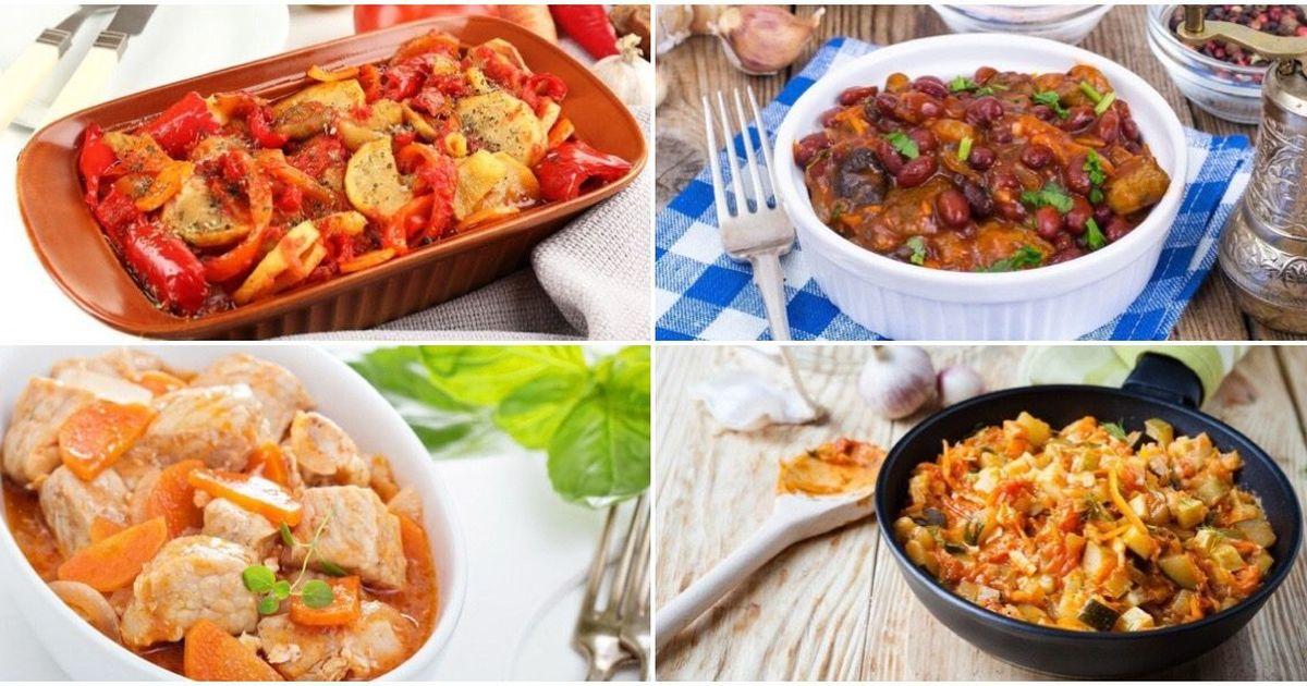 Фото 7 разнообразных рецептов рагу для всей семьи