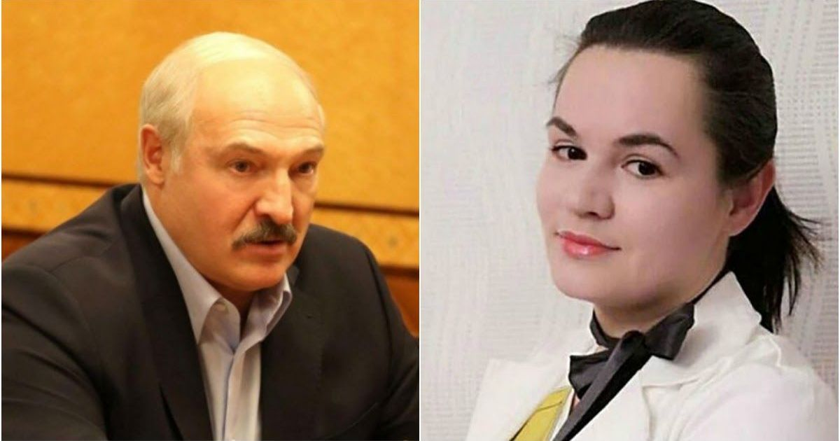 Фото 80%: Власти объявили победу Лукашенко на фоне массовых протестов
