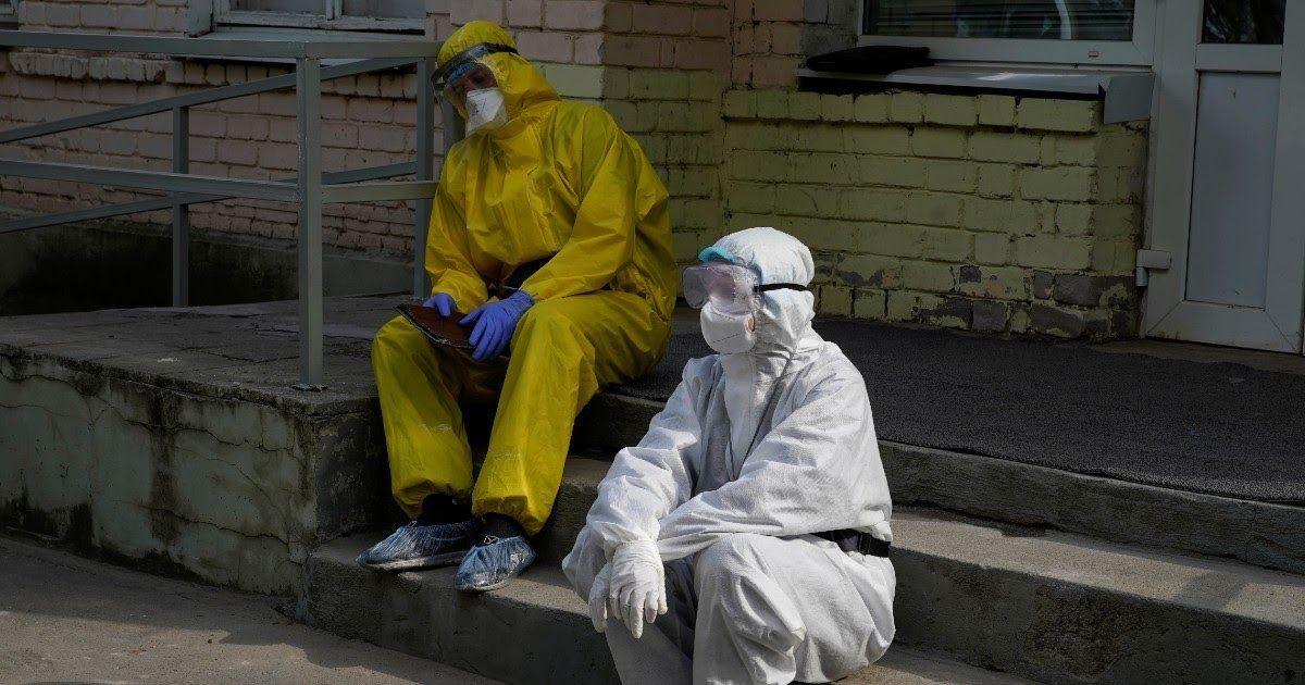 Фото Медсестра Симакова рассказала о первом симптоме коронавируса