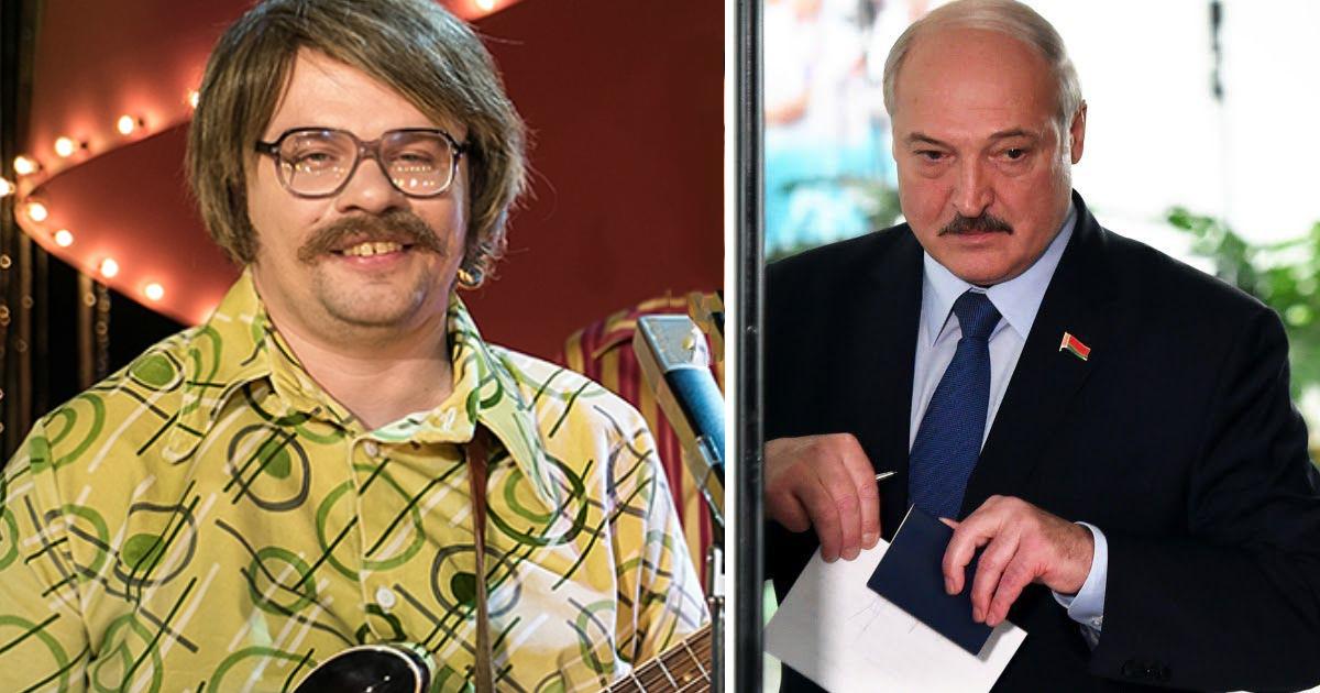 Фото «Не превращайтесь в зверей!». Гарик Харламов обратился к Лукашенко
