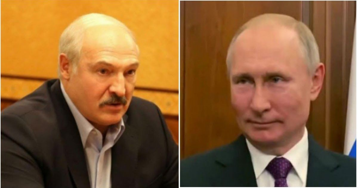 Фото СМИ: люди Лукашенко связались с Кремлем, чтобы договориться об эвакуации