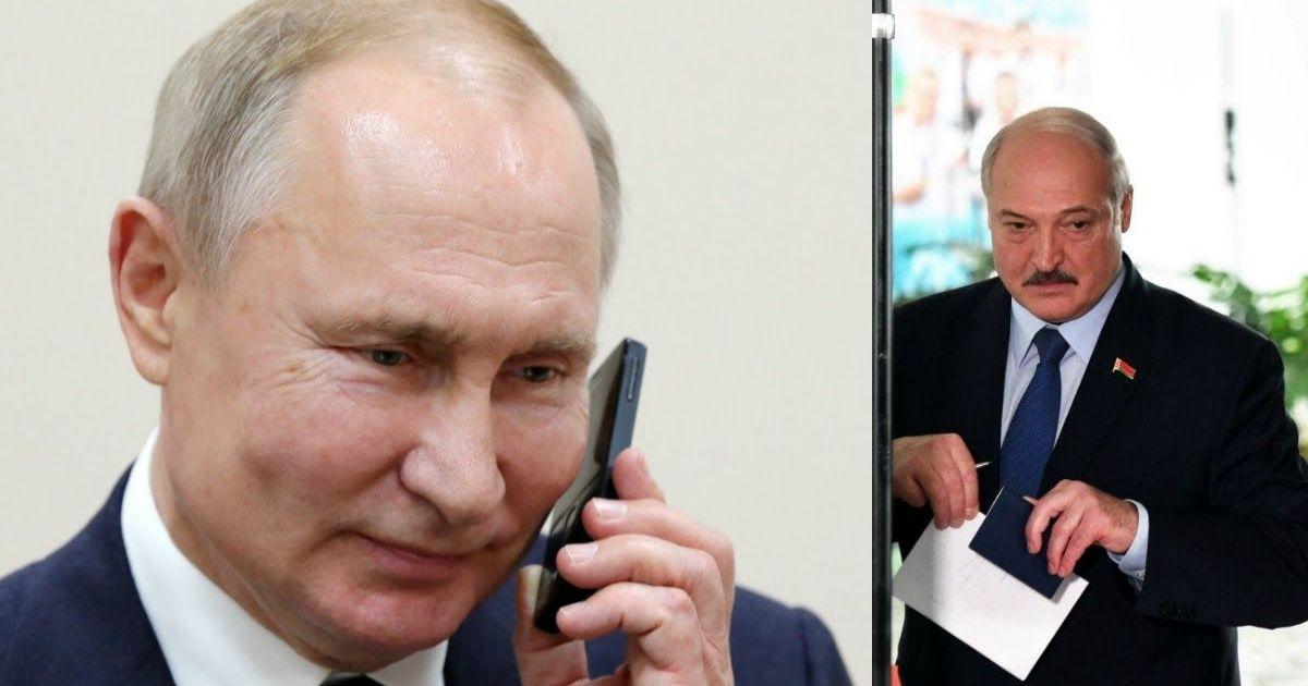 Фото Кремль раскрыл подробности срочных переговоров Путина и Лукашенко