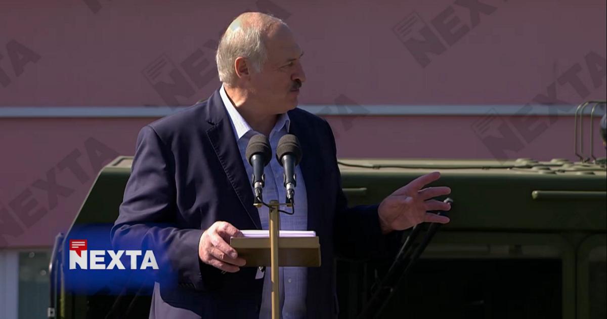 Фото Кадры с МЗКТ: как Лукашенко отреагировал на крики